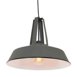 Hanglamp Mexlite Eden - Grijs-7704GR