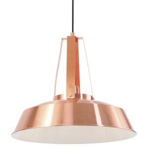 Hanglamp Mexlite Eden - Koper-7704KO