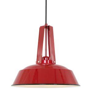 Hanglamp Mexlite Eden - Rood-7704RO
