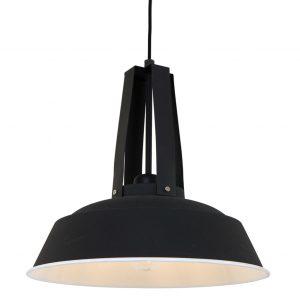 Hanglamp Mexlite Eden - Zwart-7703ZW
