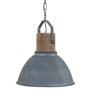 Hanglamp Mexlite Emile - Grijs-7781GR