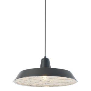 Hanglamp Mexlite Hexa - Zwart-7648ZW