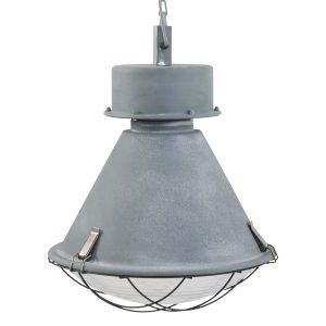Hanglamp Mexlite Lea - Grijs-7778GR