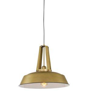 Hanglamp Mexlite Luna - Goud-7704GO
