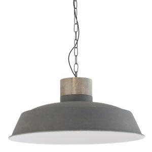 Hanglamp Mexlite Metta - Grijs-7888GR