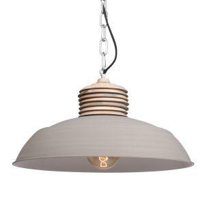 Hanglamp Mexlite Samso - Chroom-7974CR