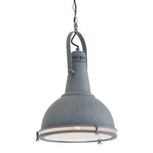 Hanglamp Mexlite Weimar - Grijs-8770GR