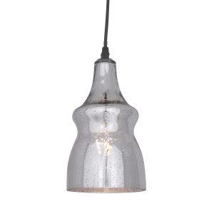 Hanglamp Mexlite Zafa - Zilver-7955ZI