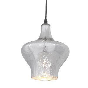 Hanglamp Mexlite Zafa - Zilver-7956ZI