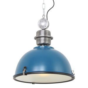 Hanglamp Steinhauer Bikkel - Blauw-7586PE