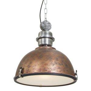 Hanglamp Steinhauer Bikkel - Bruin-7586B