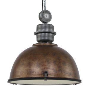 Hanglamp Steinhauer Bikkel - Bruin-7834B