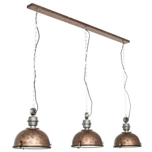 Hanglamp Steinhauer Bikkel - Bruin-7980B