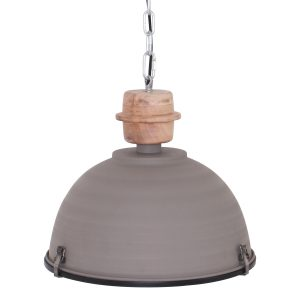 Hanglamp Steinhauer Bikkel - Grijs-1459GR