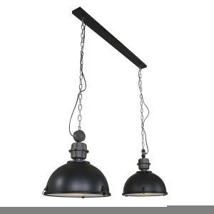 Hanglamp Steinhauer Bikkel - Zwart-7979ZW