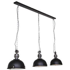 Hanglamp Steinhauer Bikkel - Zwart-7980ZW