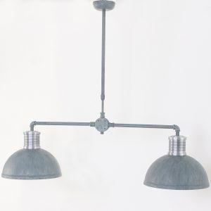 Hanglamp Steinhauer Brooklyn - Grijs-7671GR