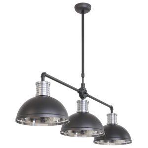 Hanglamp Steinhauer Brooklyn - Zwart-7672ZW