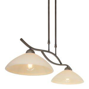 Hanglamp Steinhauer Capri - Brons-6836BR