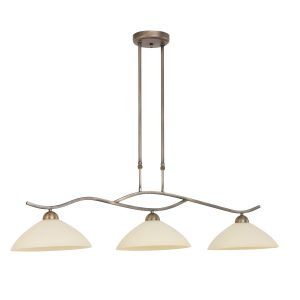 Hanglamp Steinhauer Capri - Brons-6837BR