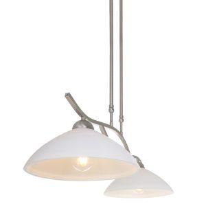 Hanglamp Steinhauer Capri - Staal-6836ST