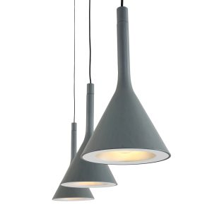 Hanglamp Steinhauer Cornucopia - Grijs-7807GR