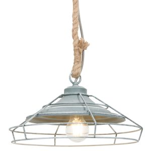 Hanglamp Steinhauer  - Grijs-7777GR