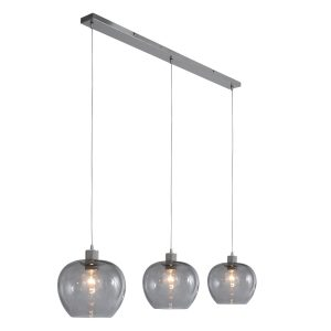Hanglamp Steinhauer Lotus - Staal-1898ST