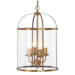 Hanglamp Steinhauer Pimpernel - Brons-5972BR