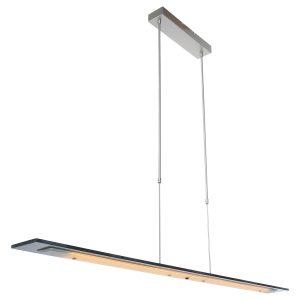 Hanglamp Steinhauer Plato LED - Staal-1726ST
