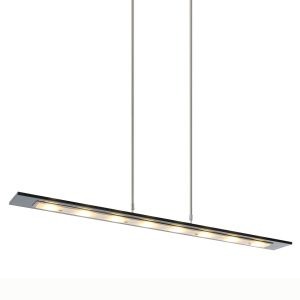 Hanglamp Steinhauer Plato LED - Staal-7896ST
