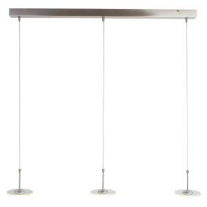 Hanglamp Steinhauer Santander LED - Staal-7406ST
