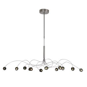Hanglamp Steinhauer Tarda LED - Staal-9229ST