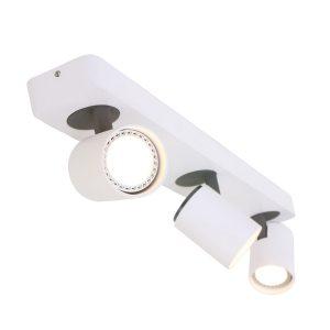 Plafondlamp Mexlite Fez - Wit-1361W