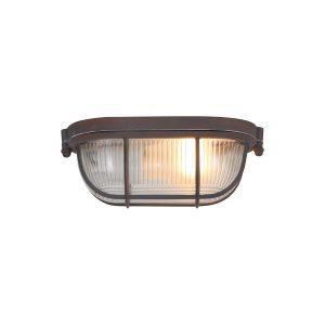 Plafondlamp Mexlite Lica - Bruin-1340B