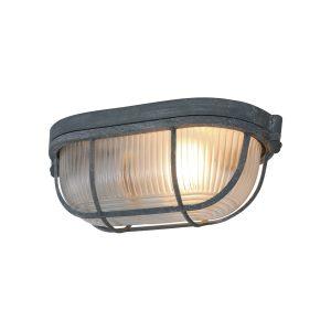 Plafondlamp Mexlite Lica - Grijs-1340GR