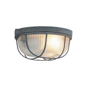 Plafondlamp Mexlite Mella - Grijs-1342GR