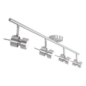 Plafondlamp Steinhauer Natasja LED - Staal-7904ST
