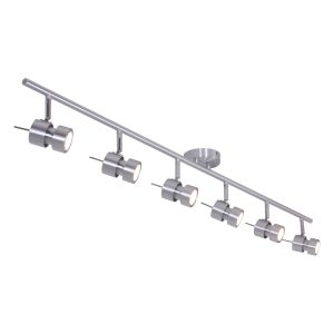 Plafondlamp Steinhauer Natasja LED - Staal-7906ST
