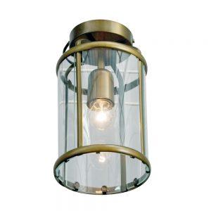 Plafondlamp Steinhauer Pimpernel - Brons-5973BR
