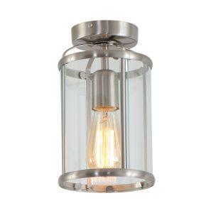 Plafondlamp Steinhauer Pimpernel - Staal-5973ST