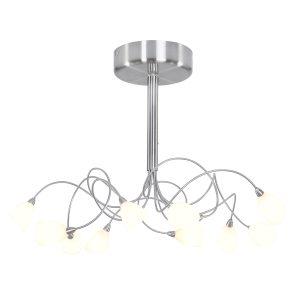 Plafondlamp Steinhauer Tarda LED - Staal-9227ST