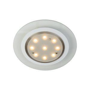 Plafondlamp Steinhauer Tocoma - Transparant-7480ST