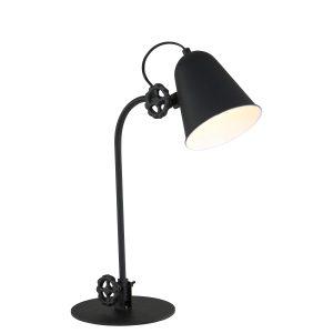 Tafellamp Anne Lighting Dolphin - Zwart-1324ZW