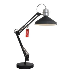 Tafellamp Anne Lighting Zappa - Zwart-7702ZW