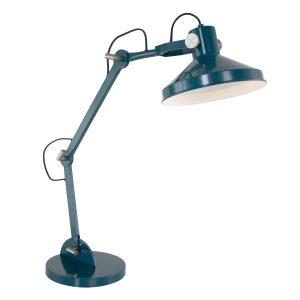 Tafellamp Mexlite Crane - Blauw-8758PE