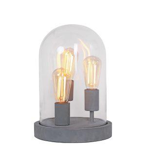 Tafellamp Mexlite Fonzo - Grijs-1484GR