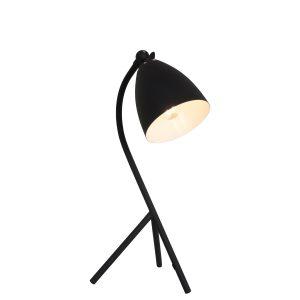 Tafellamp Mexlite Lina - Zwart-7676ZW