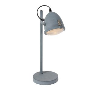 Tafellamp Mexlite Paco - Grijs-1575GR