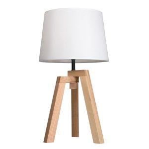 Tafellamp Mexlite Sabi - Wit-7662BE
